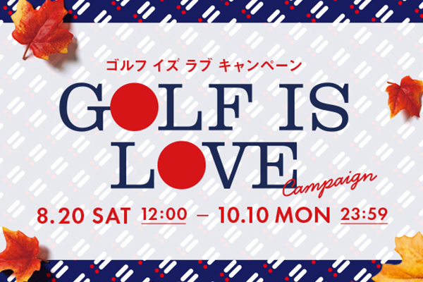 Jack Bunny!! GOLF IS LOVE CAMPAIGN