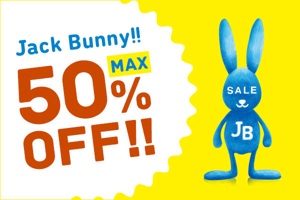 Jack Bunny!! SECOND SALE START!!