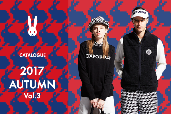 2017 AUTUMN CATALOGUE VOL.3 公開!