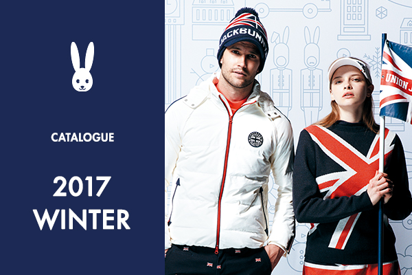 2017 WINTER CATALOGUE VOL.1 公開!
