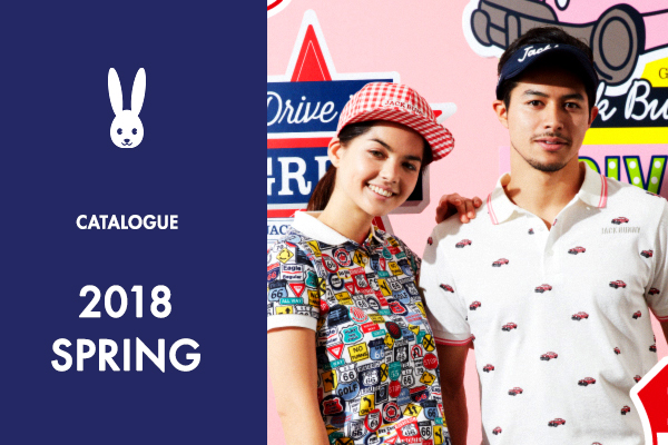 2018 SPRING CATALOGUE Vol.1