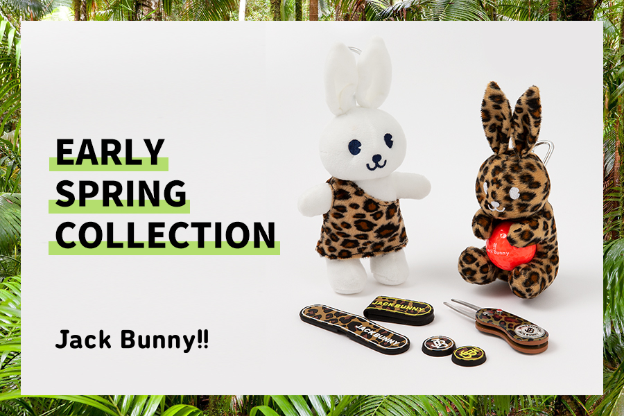 Jack Bunny Spring Collection